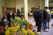 Velikonoční trhy v milevském domě kultury