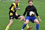 Fotbalisté Milevska prohráli s Olešníkem 0:1.