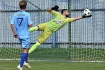 FK Protivín – TJ Sokol Sezimovo Ústí 7:1 (2:0).