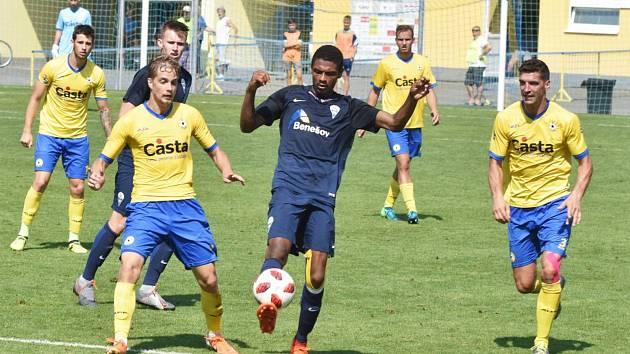 FC Písek – SK Benešov 1:0 (1:0).