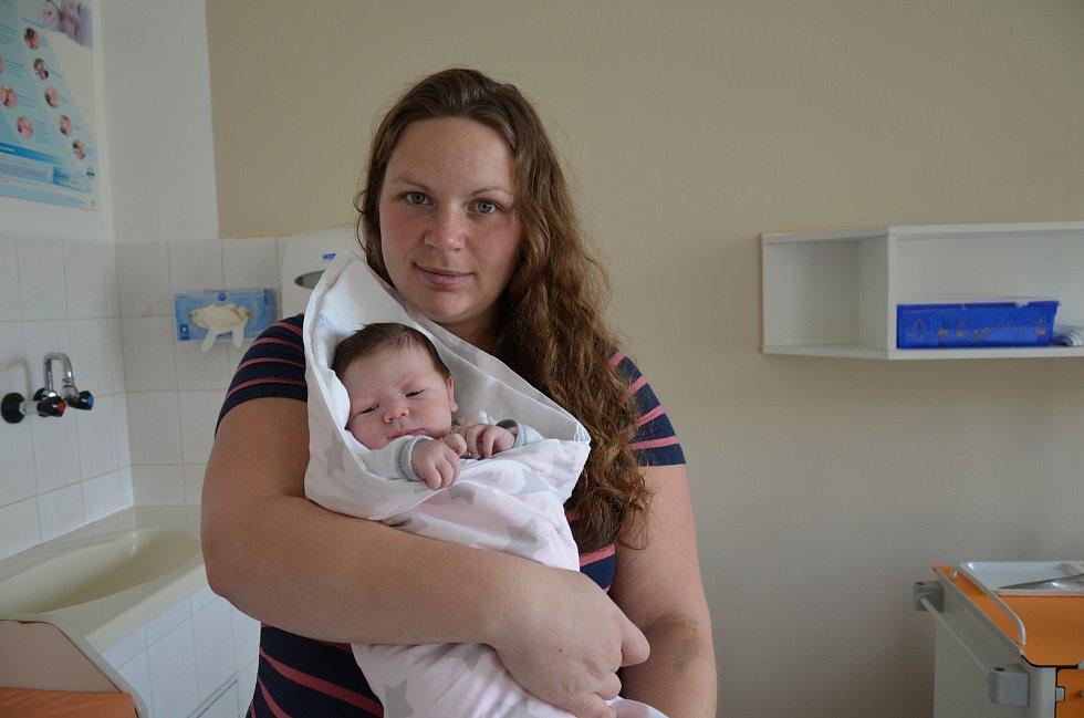 Matěj Smítal z Orlíka nad Vltavou. Syn Jitky Bergerové a Marka Smítala se narodil 28. 2. 2020 v 8.34 hodin. Při narození vážila 3750 g a měřil 51 cm. Doma se na něj těšil bráška Marek (5,5).