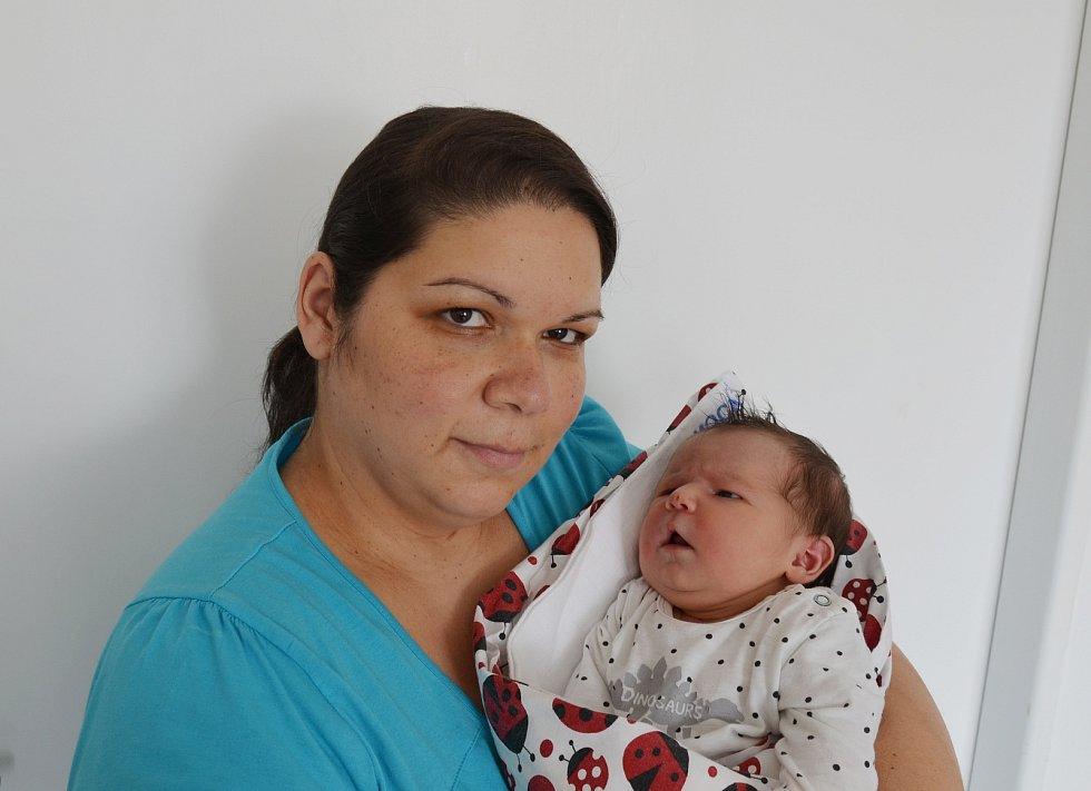 Lucie Uhlířová z Protivína. Prvorozená dcera Lucie Uhlířové se narodila 8. 2. 2021 v 9.29 hodin. Při narození vážila 3850 g a měřila 49 cm.