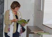 Výstava Šárky Zikové v písecké Sladovně.
