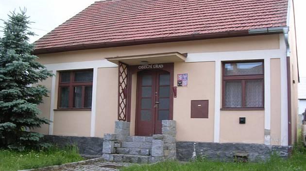 Obecní úřad Temešvár