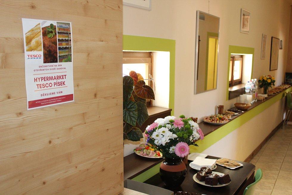 Den otevřených dveří písecké charity.