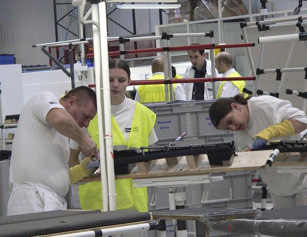 Milevsko chce přilákat do průmyslové zóny nové firmy.