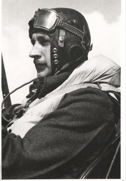 Letci Písecka ve druhé světové válce.
