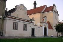 Protivínský kostel