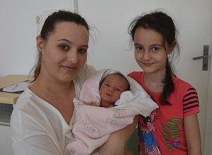Ján Oláh zPísku. Michaele a Jánu Oláhovým se narodil syn 17. 4. 2018 v00.30 hodin. Při narození vážil 3150 g a měřil 50 cm. Doma ho přivítala sestřička Marcelka (9).