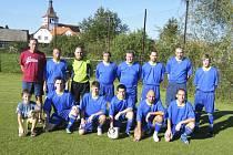 Fotbalisté TJ Podolí II remizovali 1:1 v sobotním zápase okresního přeboru s lídrem soutěže, týmem AFK Smetanova Lhota, a získali cenný bod.