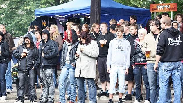 Magmafest Písek 2011 v letním kině.