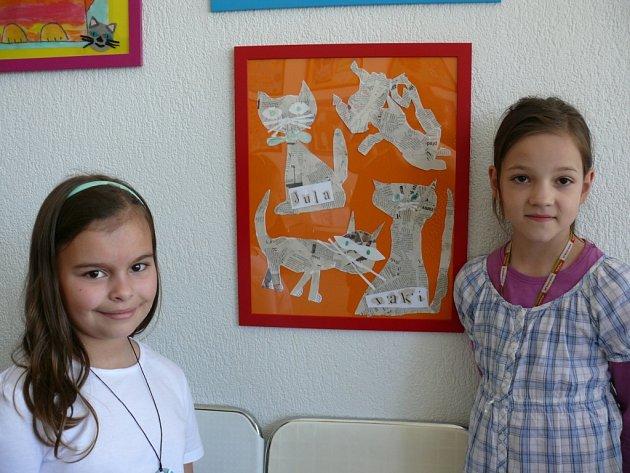 Děti ze ZŠ J. K. Tyla Písek se rozhodly potěšit pacienty i personál ortopedického oddělení písecké nemocnice.
