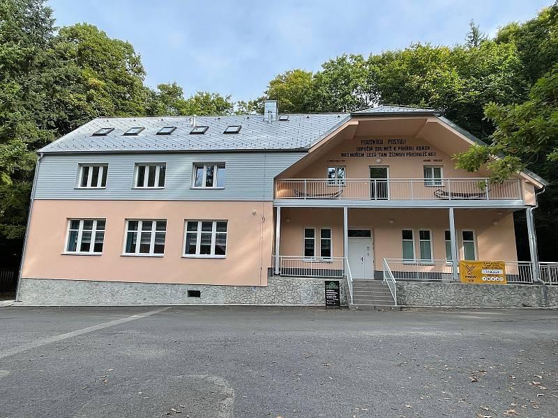 Před dvěma lety město zrekonstruovalo chatu Živec, od nového roku bude mít zařízení nového provozovatele.
