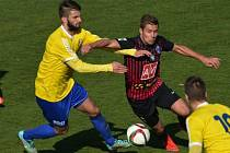 PÍSEK PORAZIL ČÁSLAV. Fotbalisté od Otavy doma porazili Čáslav 2:0, když obě branky dali ve druhém poločase.