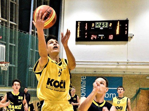 Basketbal na Písecku