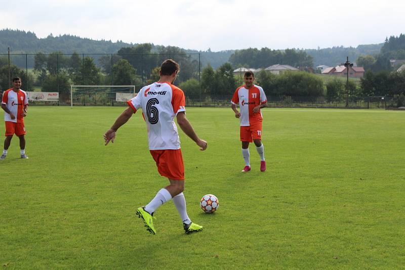 V Semicích se hraje o postup do velkého finále Zaměstnanecké ligy deníku.