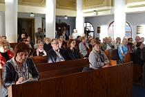 Milevskou synagogou zněl mimořádný koncert.