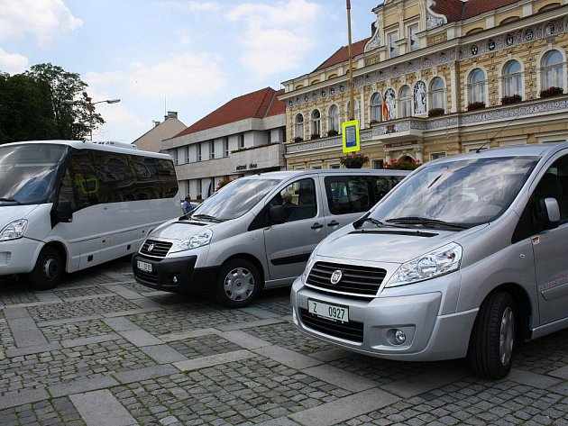 Autobusová přeprava na Milevsku. Ilustrační foto.