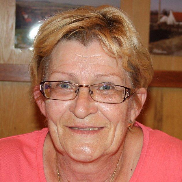 Milena Doupovcová, 60let, KSČM