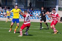 TJ Štěchovice - FC Písek fotbal 3:1 (1:0)