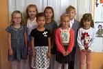 Začátek školního roku v Klukách.