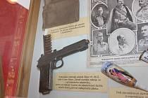Výstava 1918 - konec i začátek v Milevském muzeu.