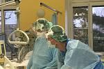 Covidové oddělení Nemocnice Písek