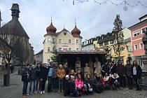 Návštěva partnerského města Bad Leonfelden.
