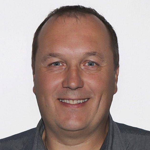 Radomír Šafránek, 48let, STAN