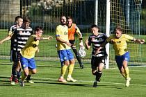 FC Písek – SK Dynamo ČB B 3:0 (1:0).