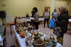 Velikonoční trhy v domě kultury.
