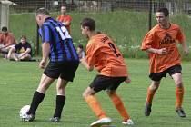 Okresní fotbalové soutěže na Písecku pokračovaly o víkendu dalšími zápasy jarní sezony.