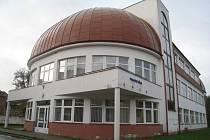 Finanční úřad v Milevsku.