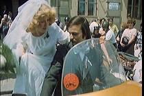 Záběr z filmu Počítání oveček