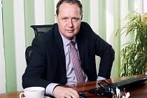 Ředitel písecké nemocnice Jiří Holan.