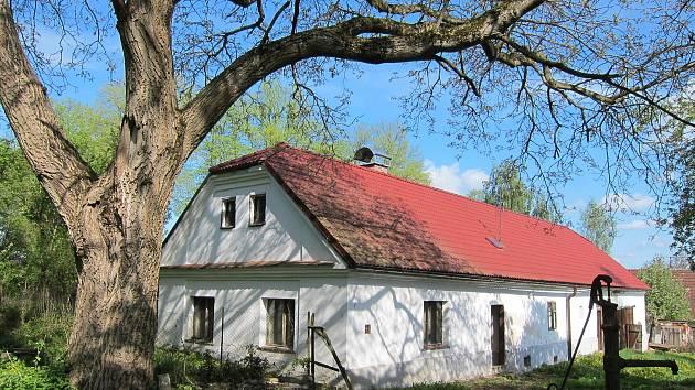 Chalupa v Pohoří u Mišovic.