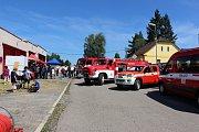 Oslava 140. výročí založení SDH Mirovice.