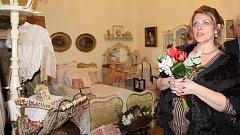 Výstava ze sbírky Mileny Drtinové v Písku.