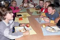 Školní jídelna. Ilustrační foto