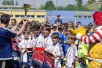 Krajské kolo McDonald´s Cupu 2017/2018.