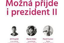 Pozvánka na besedu s kandidáty na budoucího prezidenta.