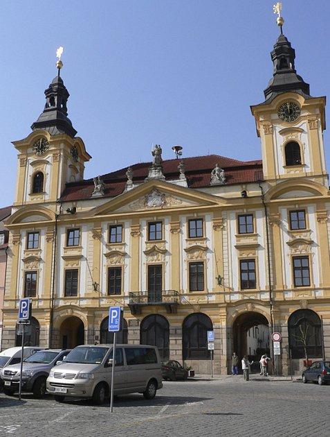 Písecká radnice