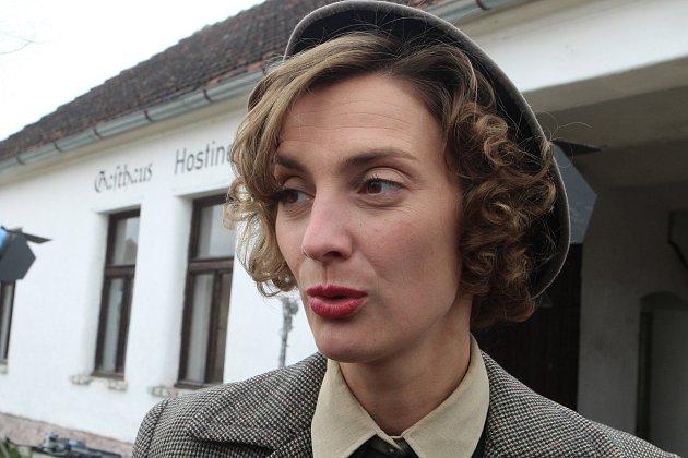Bára Poláková si zahraje nacistku.