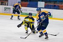 IHC Králové Písek – HC Kobra Praha 2:5 (1:2, 1:3, 0:0).