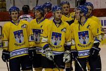 HOKEJISTÉ PÍSKU si v v sezoně 2015/2016 zahrají druhou ligu.