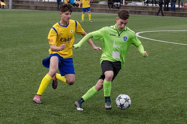 FC Písek - Mostecký fotbalový klub 3:0 (2:0).