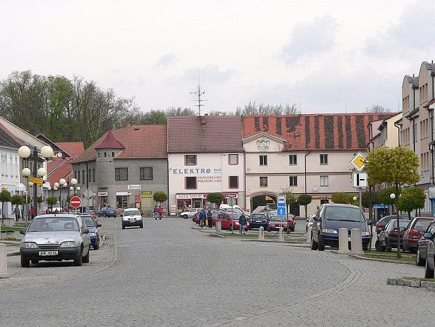Protivínské náměstí