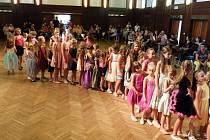 Letní taneční škola.