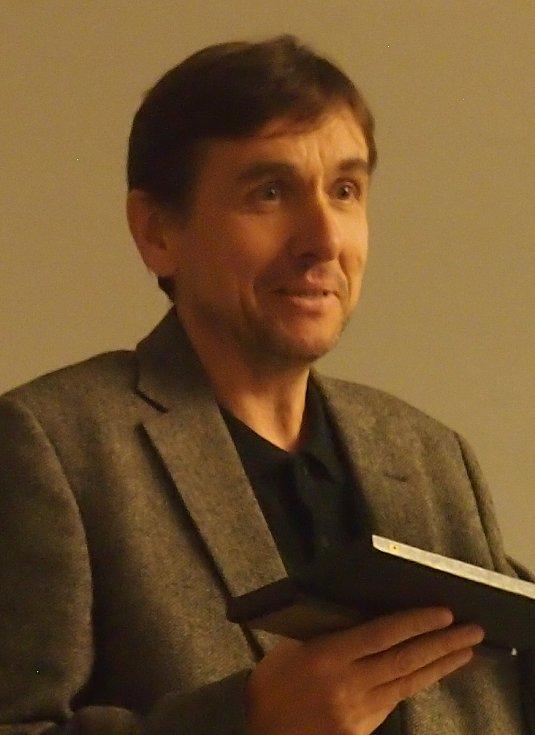 Publicista a spisovatel Jan Měšťan