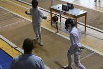 O tomto víkendu (13. - 14. 6.) se v písecké sportovní hale uskuteční mistrovství ČR v šermu.